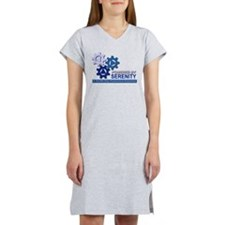 Powered by Serenity Women's Nightshirt