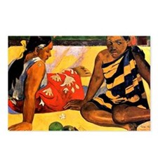 Gauguin - What's New. Pai Postcards (Package of 8)