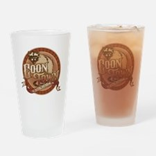 COON TOWN ALABAMA Drinking Glass