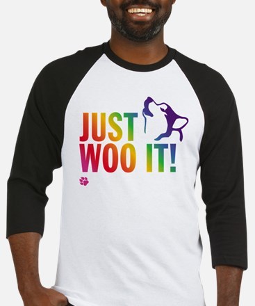 Just Woo It! Baseball Jersey
