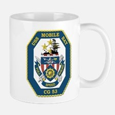 USS Mobile Bay (CG-53) Mug