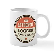 Logger Vintage Mug