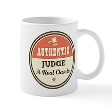 Judge Vintage Mug