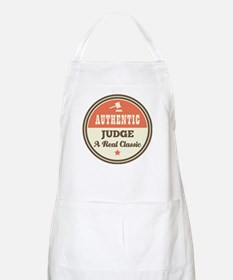 Judge Vintage Apron