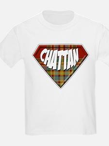 Chattan Superhero T-Shirt