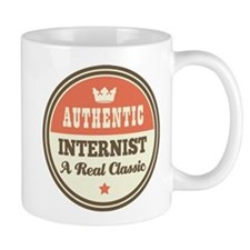 Internist Vintage Mug