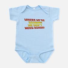 BTTF1 Infant Bodysuit