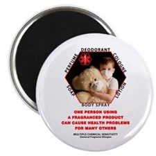 "Cute Amimals 2.25"" Magnet (10 pack)"