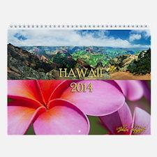 Hawaii Wall Calendar
