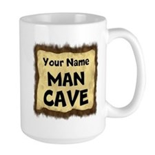 Custom Man Cave Mugs