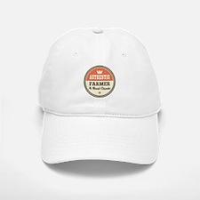 Farmer Vintage Baseball Baseball Cap