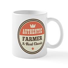 Farmer Vintage Small Mug