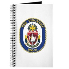 USS Pinckney (DDG-91) Journal
