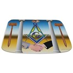 Bathmat For The Freemason