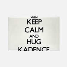 Keep Calm and HUG Kadence Magnets