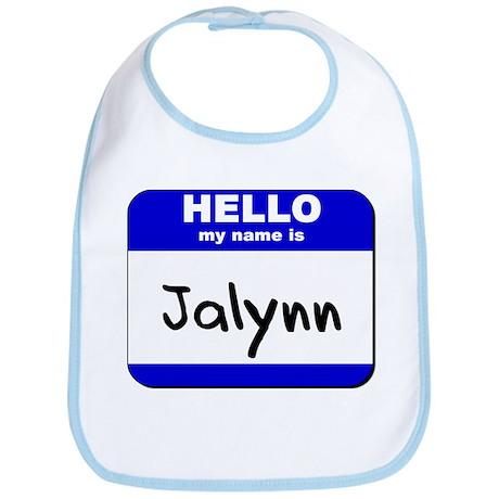 hello my name is jalynn Bib