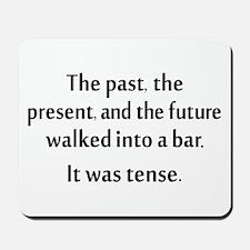 Grammar Joke Mousepad