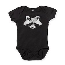 Cute Furry kids Baby Bodysuit