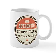 Comptroller Vintage Mug