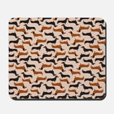 Dachshund Tan Mousepad