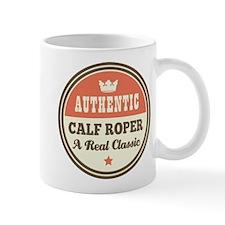 Calf Roper Vintage Mug