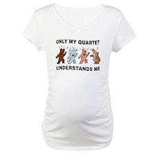 ANIMAL QUARTET Shirt