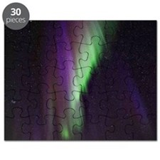 Northern Lights, Aurora borealis Puzzle
