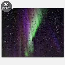 Northern Lights, Aurora borealis Puzzle