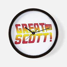 BTTF2 Wall Clock