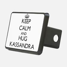Keep Calm and HUG Kassandra Hitch Cover