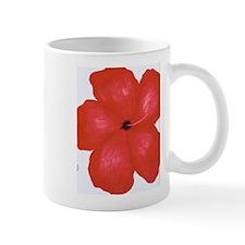 Sharma's Red Hibiscus #1 Mugs