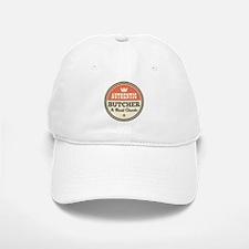 Butcher Vintage Baseball Baseball Cap