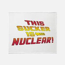 BTTF3 Throw Blanket