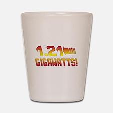 BTTF4 Shot Glass