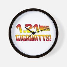 BTTF4 Wall Clock