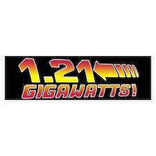 BTTF4 Bumper Sticker
