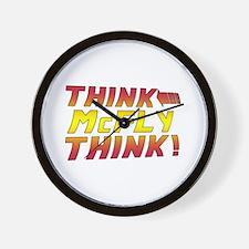 BTTF6 Wall Clock