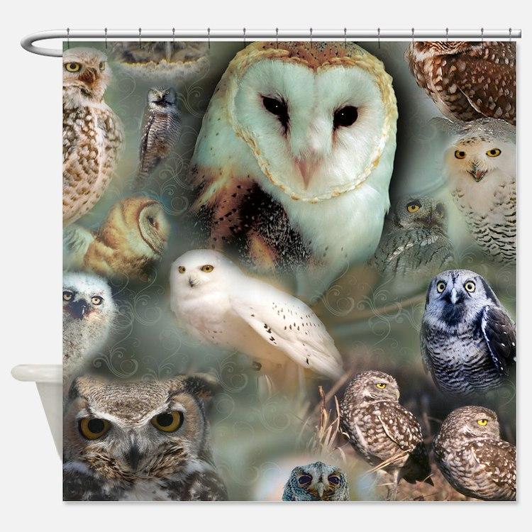 Bathroom Accessories Owls barn owl bathroom accessories & decor - cafepress