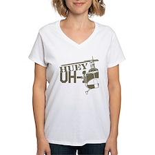 UH-1 Huey Helicopter Shirt