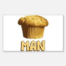 Muffin Man T-Shirt Decal
