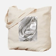CAVED IN Tote Bag