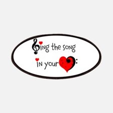 Heart Song Patches