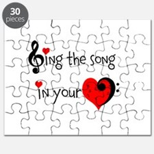 Heart Song Puzzle