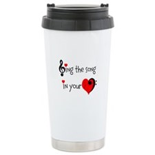 Heart Song Travel Mug