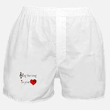 Heart Song Boxer Shorts