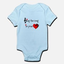 Heart Song Infant Bodysuit