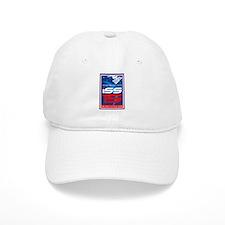 Sweet 15 for the ISS Baseball Baseball Cap