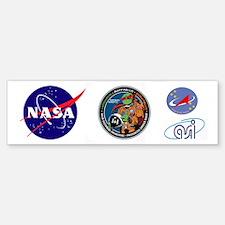 MLPM Program Logo Bumper Bumper Sticker