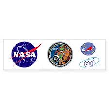 MLPM Program Logo Bumper Sticker