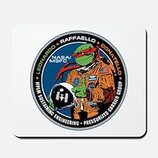MLPM Program Logo Mousepad